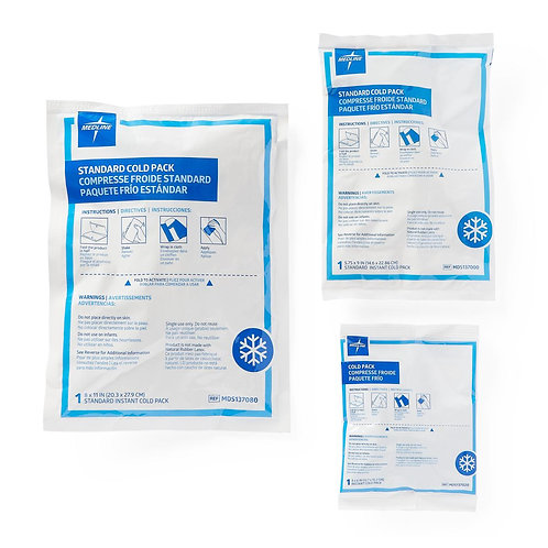 Standard Instant Cold Packs