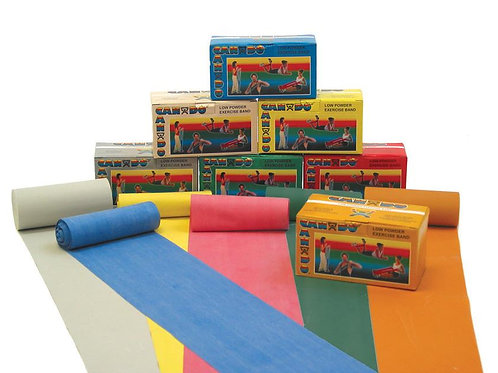 Can Do Exercise Band Rolls