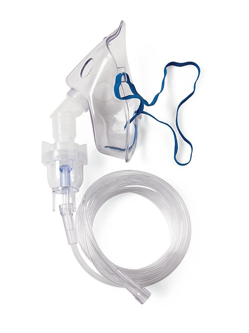 Nebulizer Masks with 7 Foot Tubing