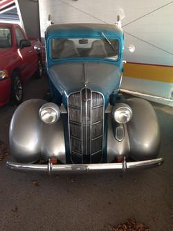 "1936 ""Lil' Blue Express"""