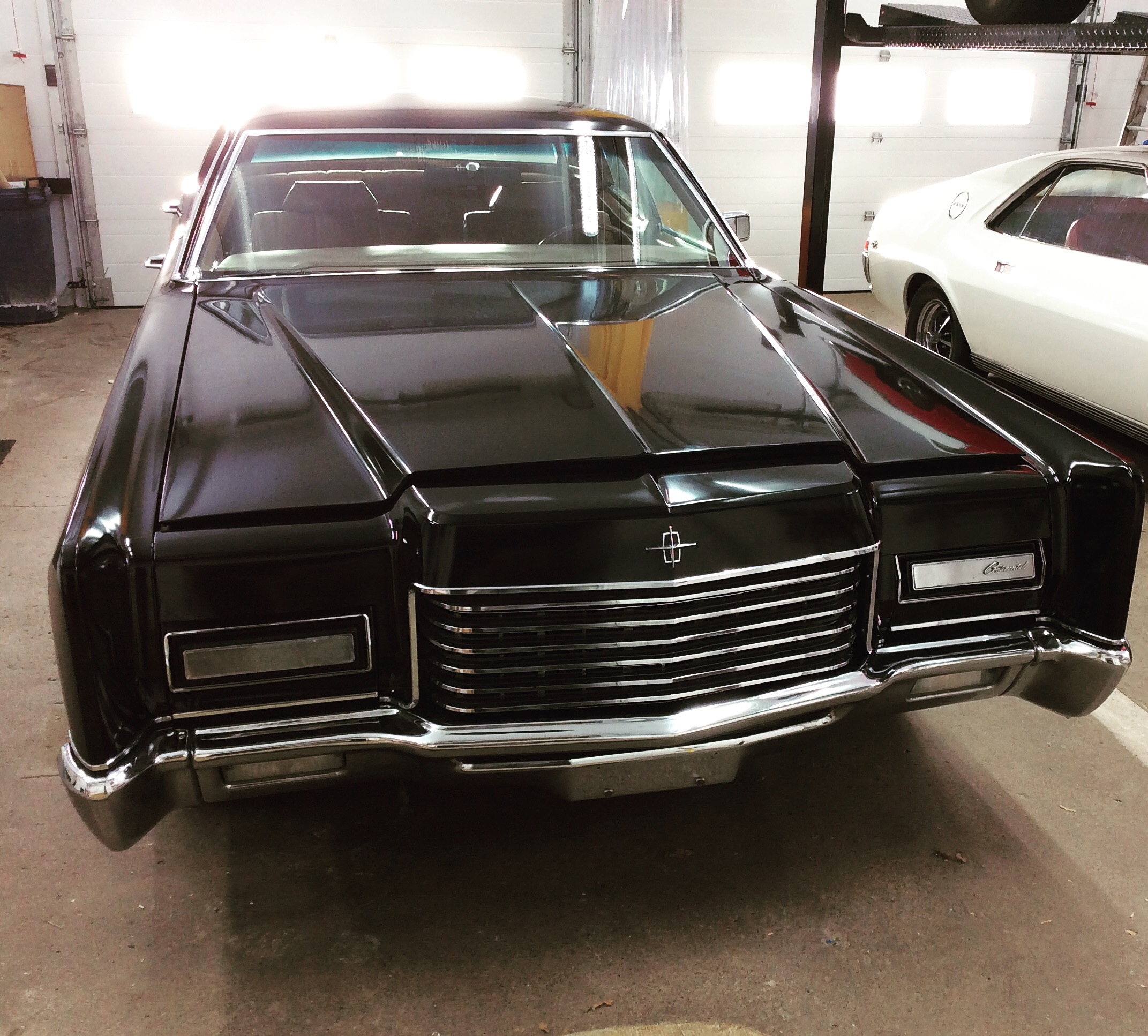 1971 Lincoln Continental Custom