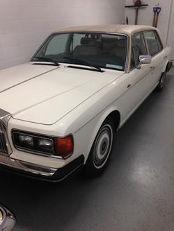 1987 Rolls Royce Silver Spur