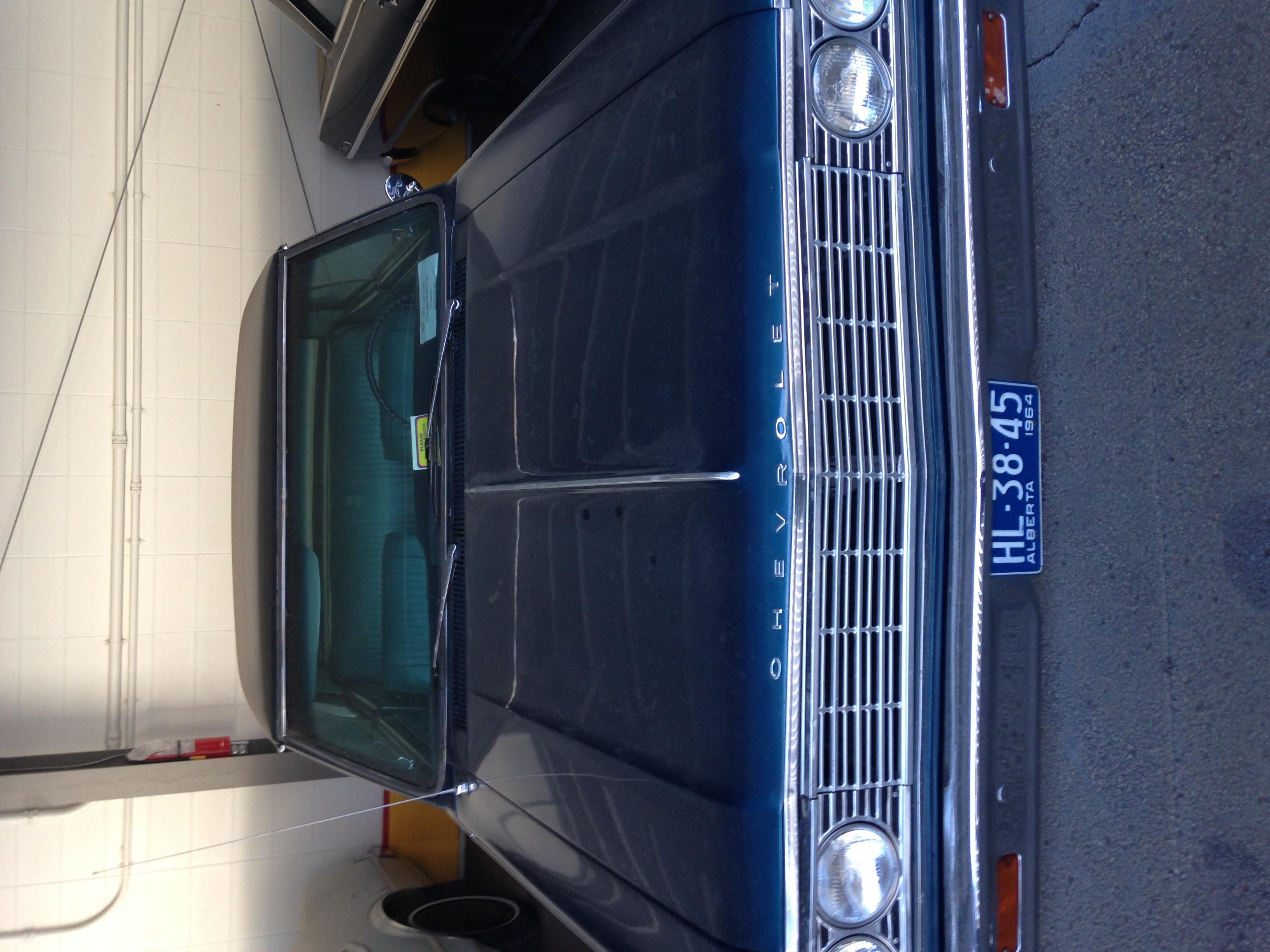 1964 Chevrolet Malibu SS Custom