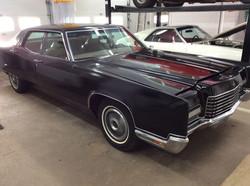 1971 Lincoln Continental Custom