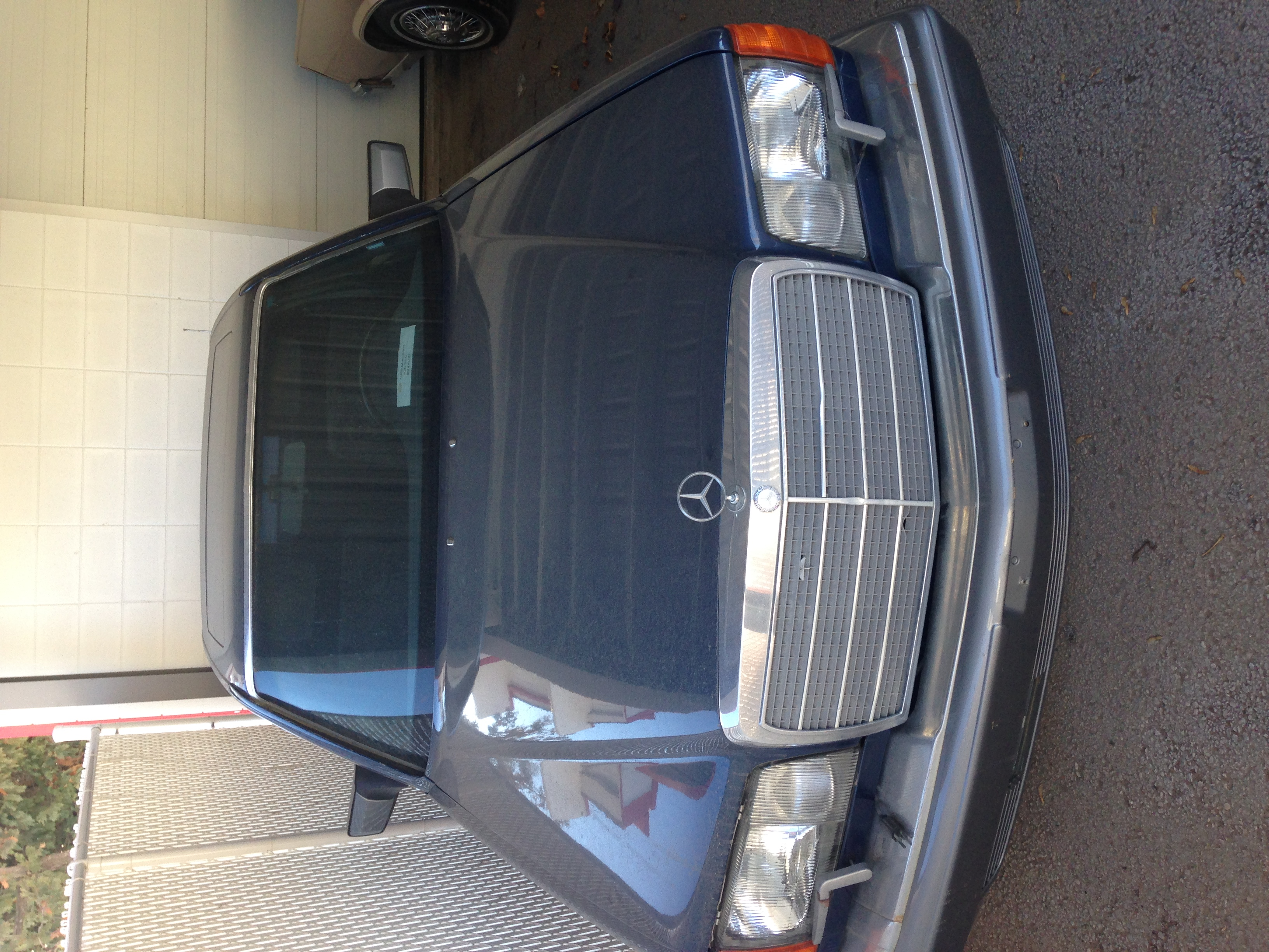 1986 Mercedes 420 SEL