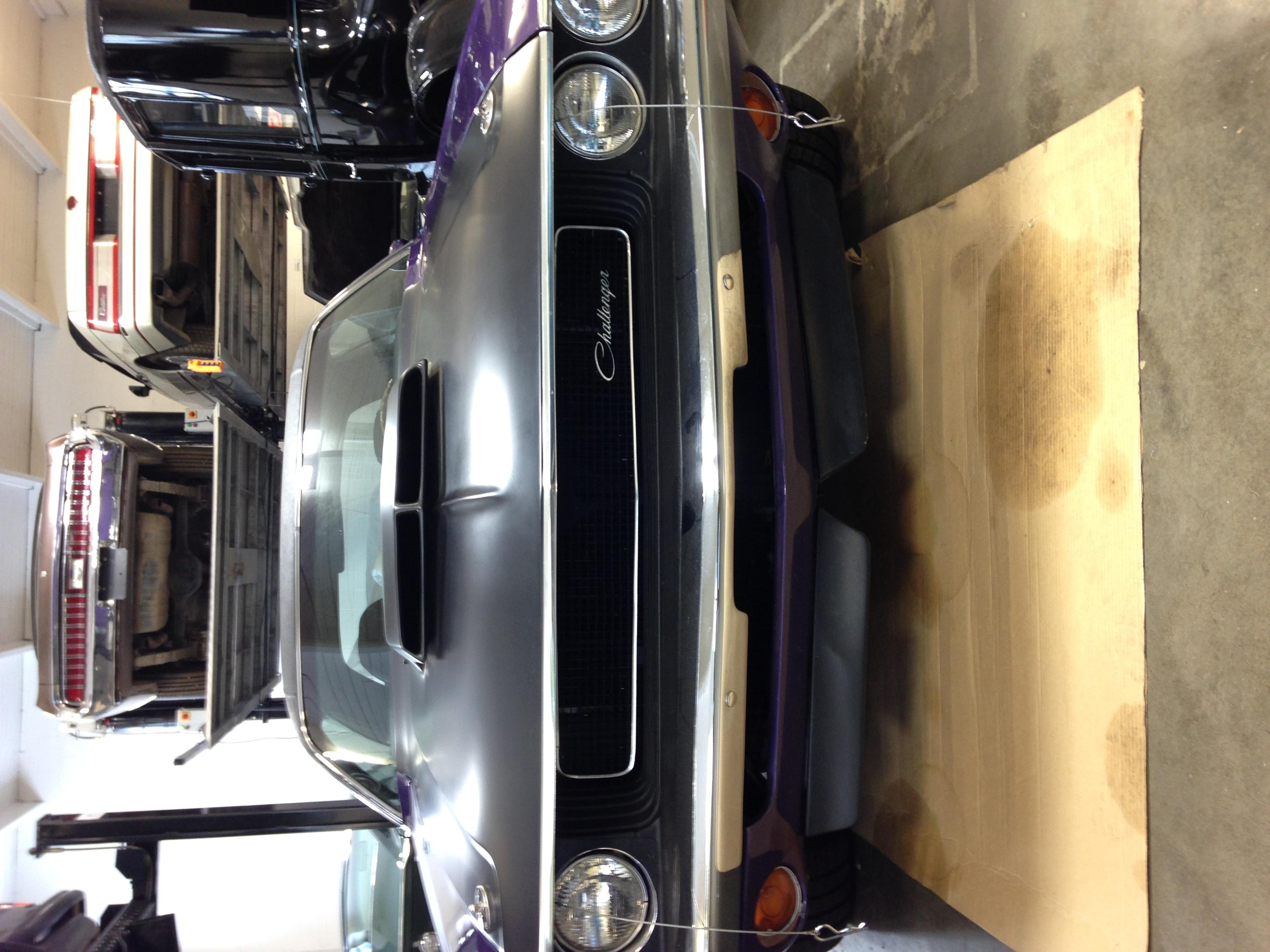 1970 Challenger TA