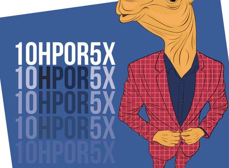 Lançamento do Single!! 10Hpor5X