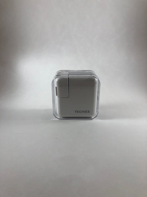 Techies 29w Fast Charging Wall Adapter