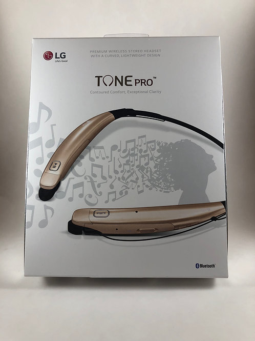 LG Tone Pro Bluetooth Headphones