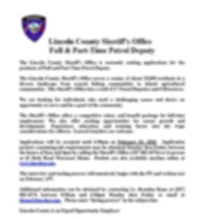 Patrol Deputy advertisement 01-2020.JPG
