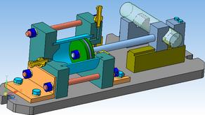 Использование 3D моделирования при конструировании сложных сборочных изделий
