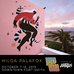 Hilda Palafox Fort Smith