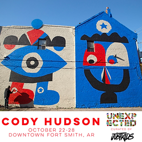 Cody Hudon Unexpected Fort Smith