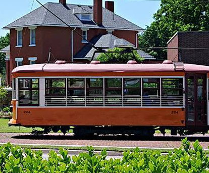 Fort Smith Trolly