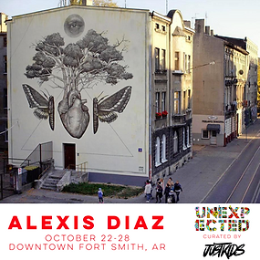 Alexis Diaz Unexpected Fort Smith
