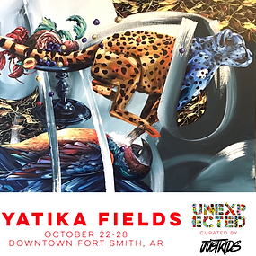 Yatika Fields Unexpected Fort Smith