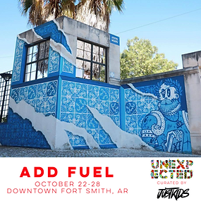 Add Fuel Unexpected Fort Smith