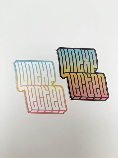 Pref Logo Sticker