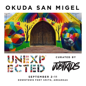 Okuda San Miguel Unexpected Fort Smth