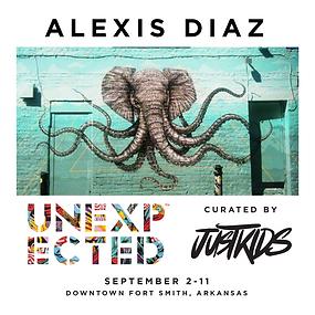 Alexis Diaz  Unexpected Fort Smith