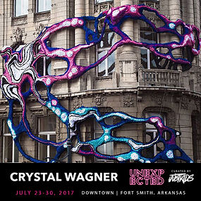 Crystal Wagner Unexpected Fort Smith