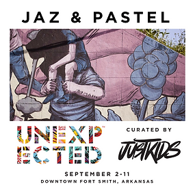 Jaz and Pastel Unexpected Fort Smith