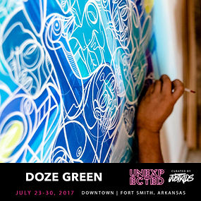 Doze Green Unexpected Fort Smith