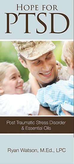 Hope for PTSD Brochure TriFold Brochure