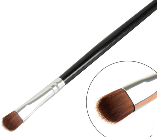 25 count Professional Mini Makeup Eye Shading Brush 4""