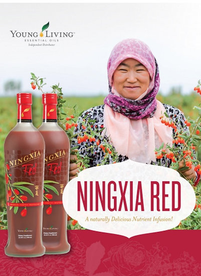 NingXia Red: Naturally Delicious Nutrient Infusion