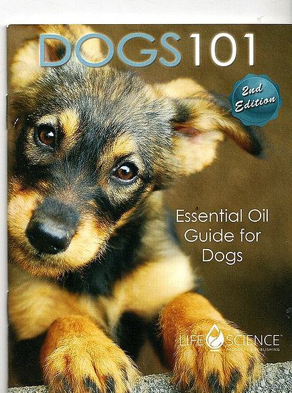 DOGS  101  --  32  pages - newest edition