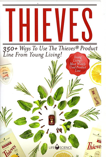 THIEVES - 350+ Ways to Use --- Booklet