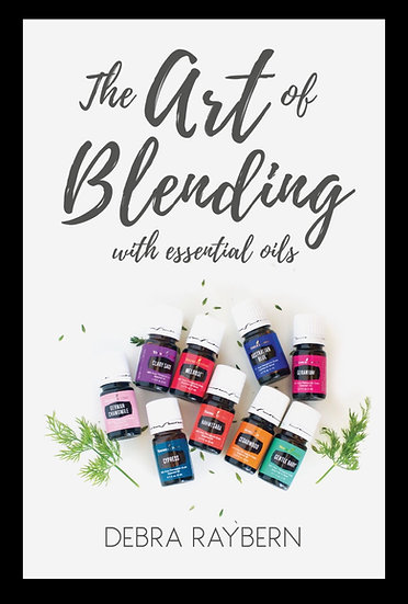 THE ART OF BLENDING ~ BOOK authored by Debra Raybern