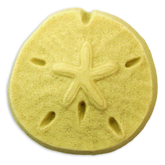 Sand Dollar Plastic Soap Mold