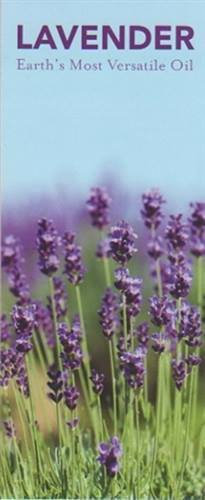 Lavender - The Most Used OIl -  TriFold Brochure