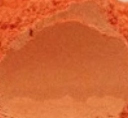 Dk Orange Natural Mica Pigment 8g