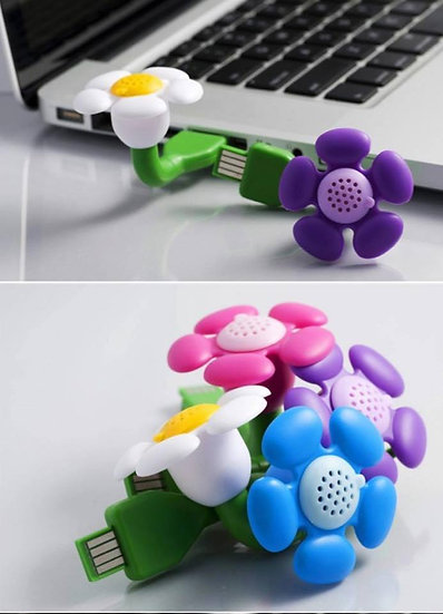 USB Mini Flower Diffuser