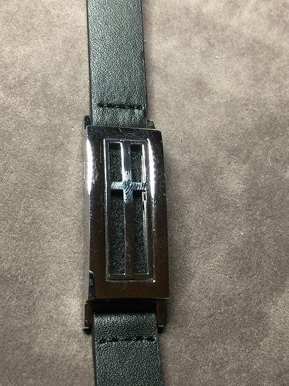 Unisex - Masculine - CROSS DESIGN  Diffuser Bracelet