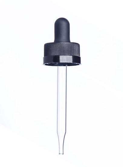 Dropper Top for 2 oz Glass Bottles