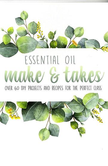 Jen O'Sullivan MAKE N TAKE Book - 60 Recipes for the Perfect Make n Take Party