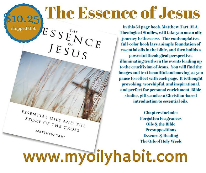 The Essence of Jesus - Story of EO's and the Cross
