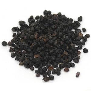Dried ELDER BERRY  ~ BERRIES ~ 1 pound package - wild grown