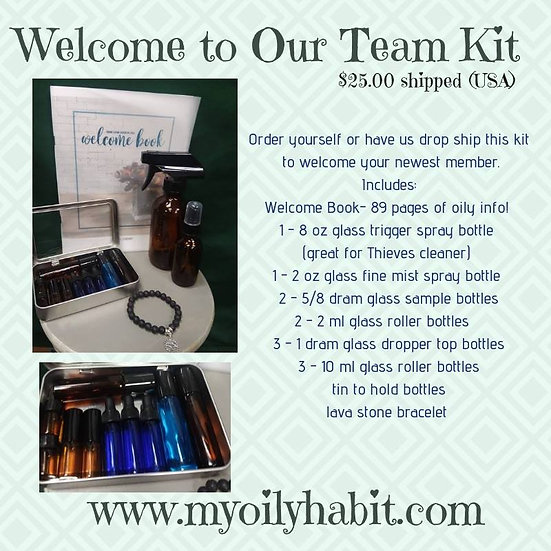 PSK Welcome Kit - Get Started with Ease !