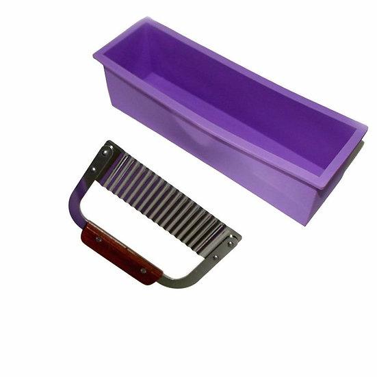 Soap Mold w/ cutter