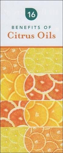 16 Benefits of Citrus Oils TriFold Brochure