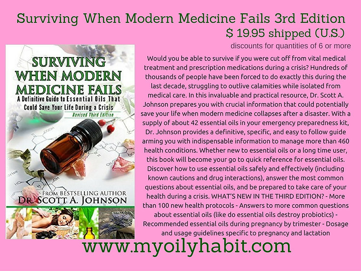 Surviving When Modern Medicine Fails 3rd Edition