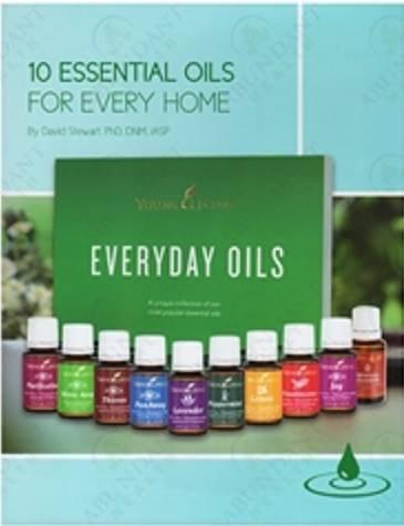 10 Essential Oils for Every Home