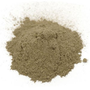 1 oz Plantain Leaf  Powder ~ Organic