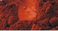 Red Oxide Pigment Powder -  2 oz