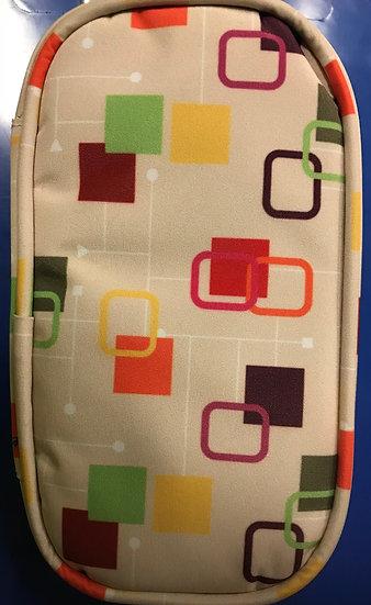 IVORY RETRO  -  10 pocket Oil Bags for 5 or 15 ml bottles